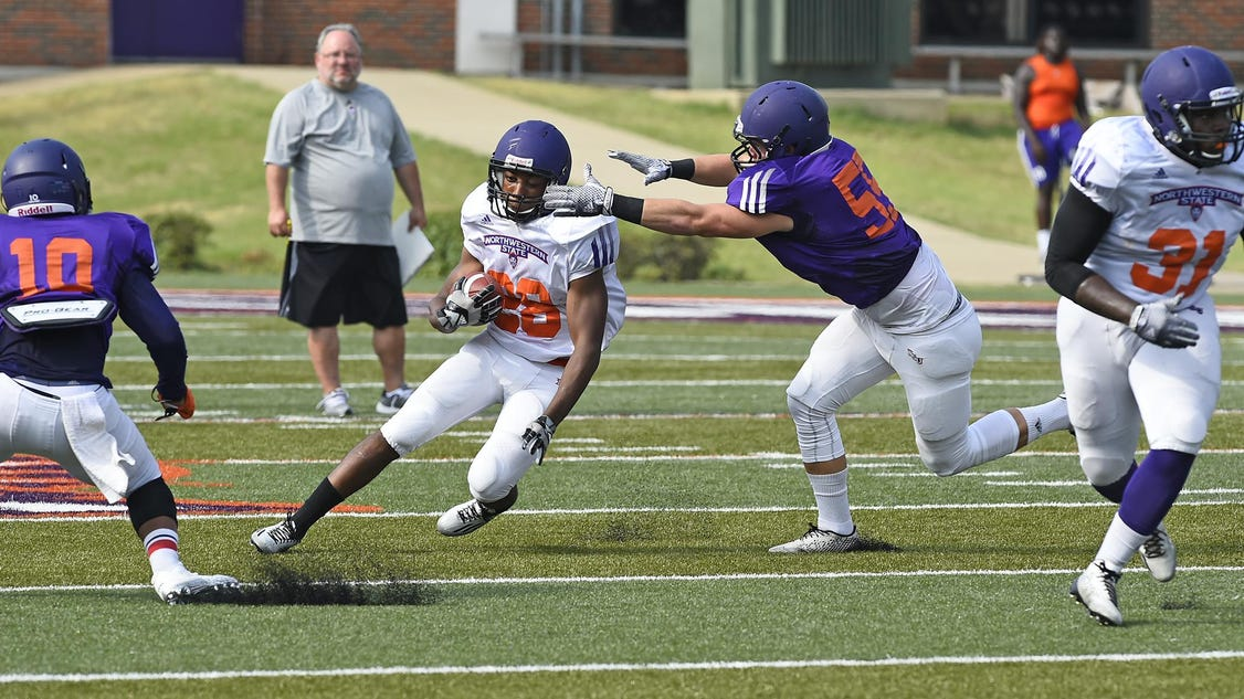 nsu linebackers to make up for lack of experience