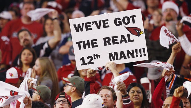 Arizona Cardinals fans may not like the fact that they are in the middle of the pack in the rankings (No. 19), but they can take solace in the fact that they are ranked above the Seattle Seahawks.