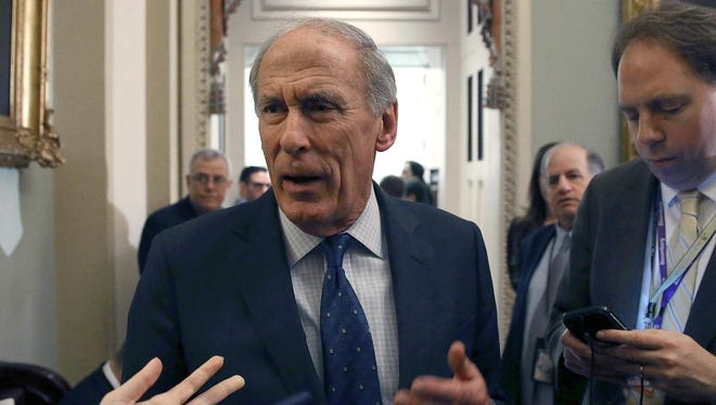 U.S. Sen. Dan Coats, R-Ind., has said the Senate shouldn't consider a Supreme Court nominee during a contentious presidential election year.