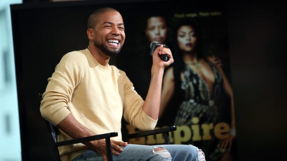 Agree with him or not, Jussie Smollett's debate commentary