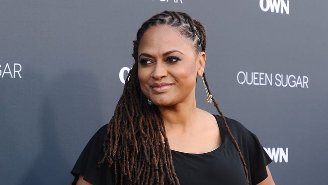 Ava DuVernay attends the premiere of 'Queen Sugar'  in BUrbanl, Calif.