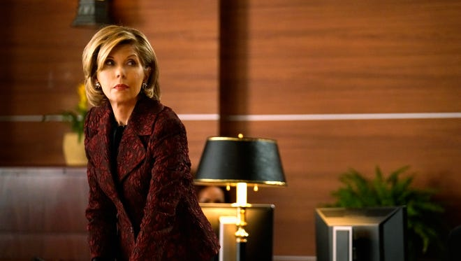 Christine Baranski returns as Diane Lockhart in 'The Good Fight.'