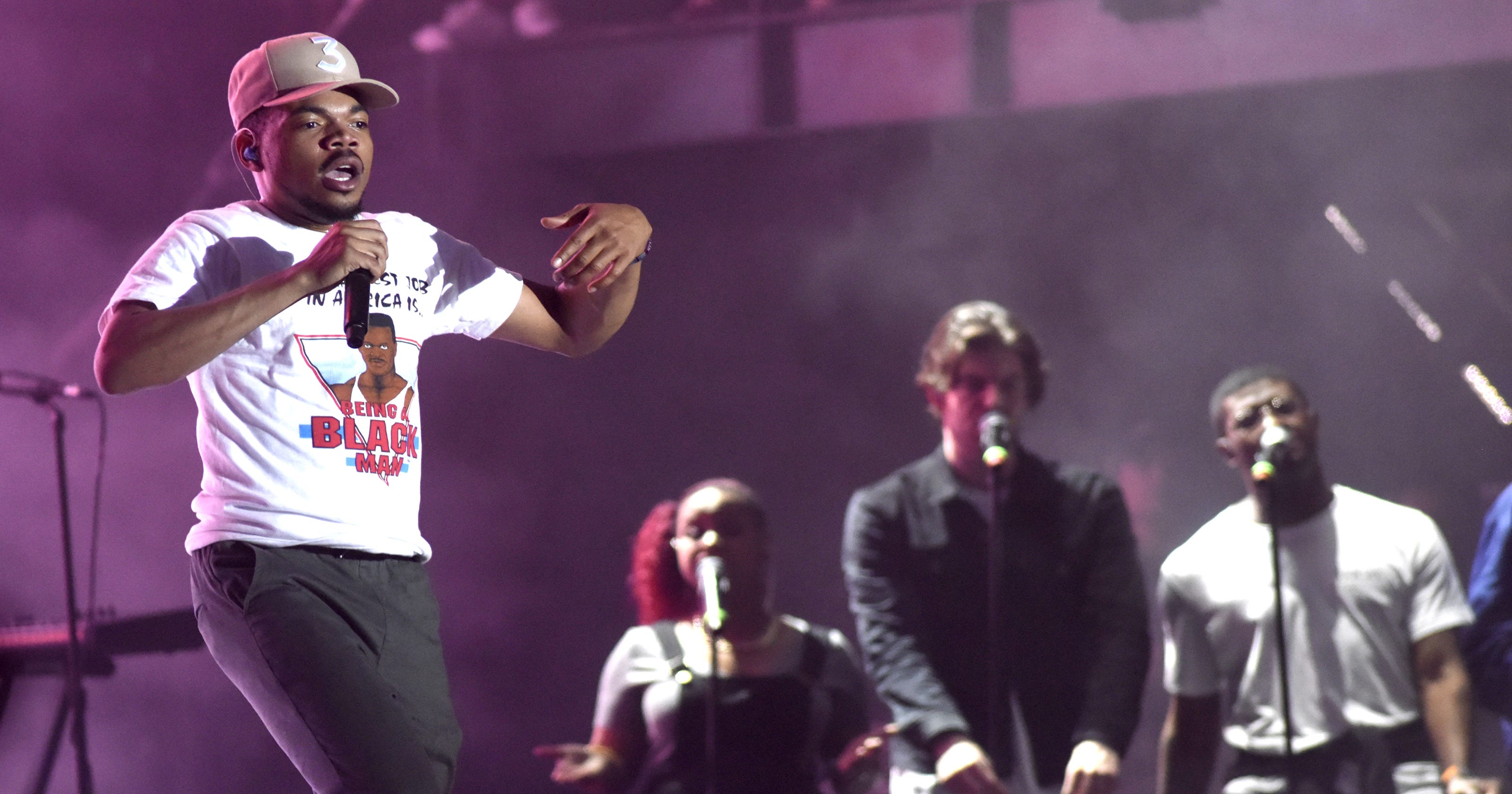 Kendrick Lamar And Chance The Rapper Rekindle Debate About God