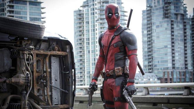 Ryan Reynolds pictured in the original 'Deadpool.' Marvel [Via MerlinFTP Drop]