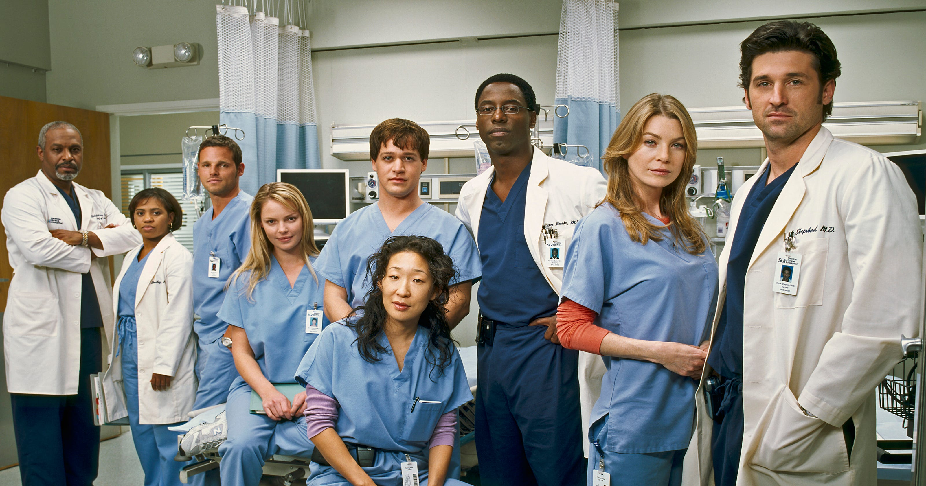 Shonda Rhimes: Looking back on the producer\'s ABC empire