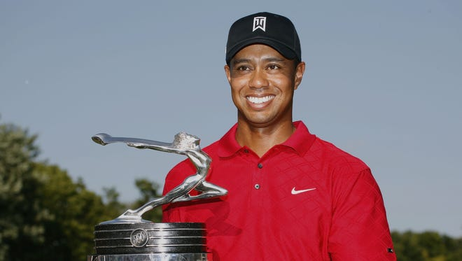 The last PGA Tour event in Michigan was the 2009 Buick Open, won by Tiger Woods, at Warwick Hills in Grand Blanc.