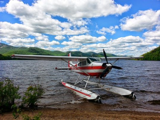 Chris Wall's Cessna 180