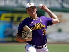 Former Franklin High School pitcher Evan Kruczynski selected in MLB Draft