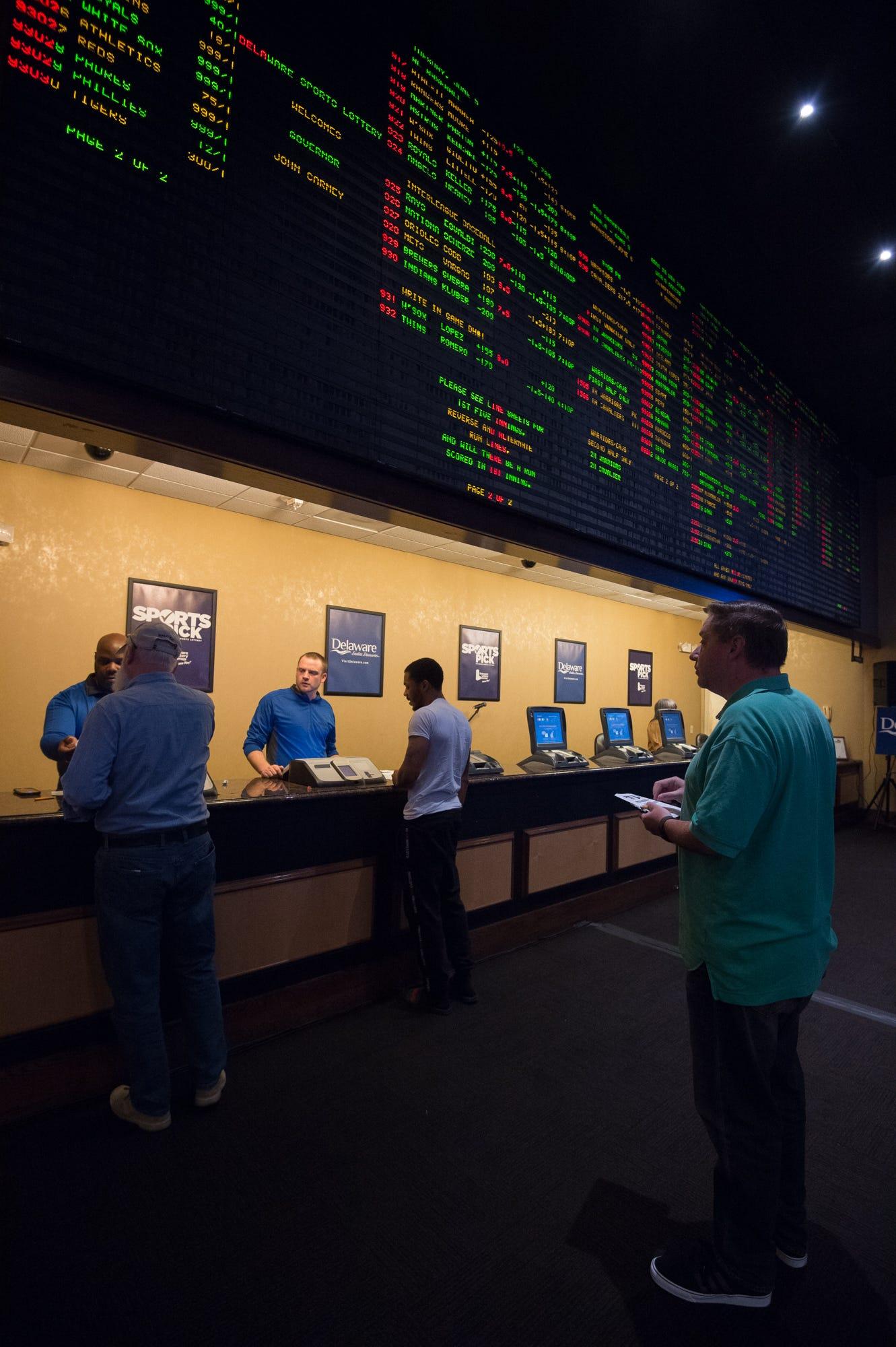 history of gambling in las vegas