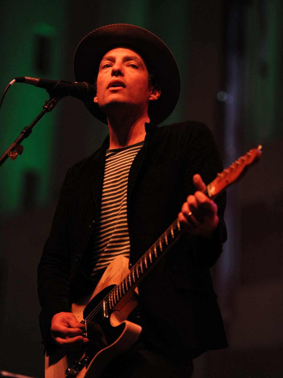 The Wallflowers are among the bands playing Waterfest