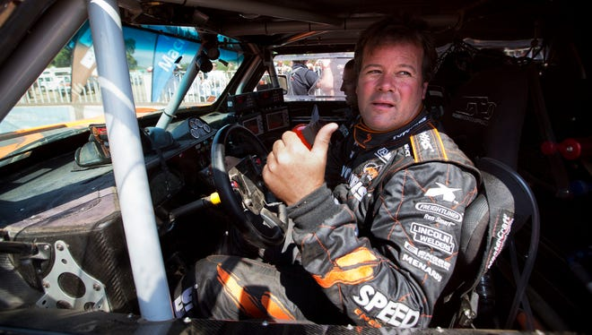 Robby Gordon added the Cleveland-based Elevation Group, to his ownership group.