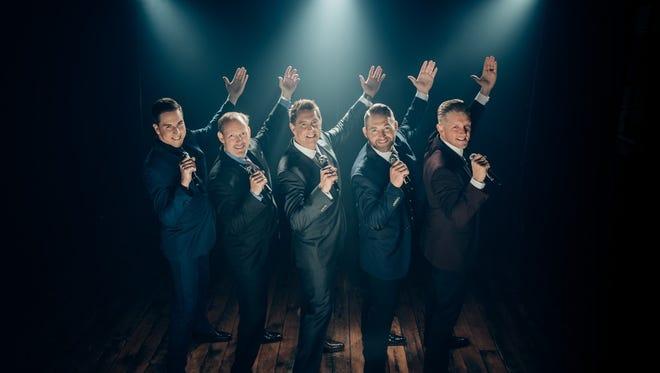 The Sheboygan Concert Association will present a performance by Inspirational Broadway, on Thursday, Sept 7.
