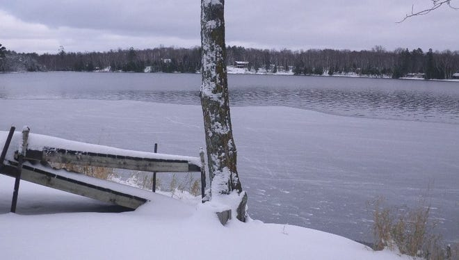 Most boat landings in the northern third of Wisconsin have closed for the season in November 2014.