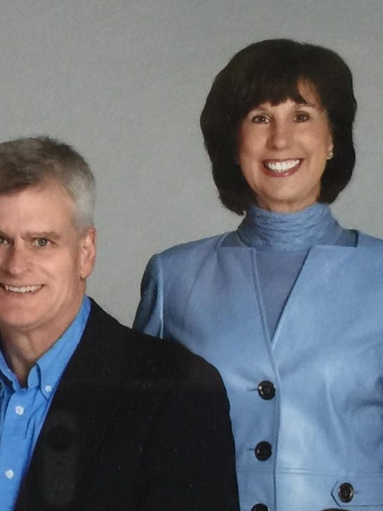 bill and laura cassidy