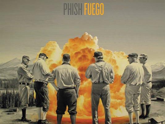 Music Review Phish_ball.jpg