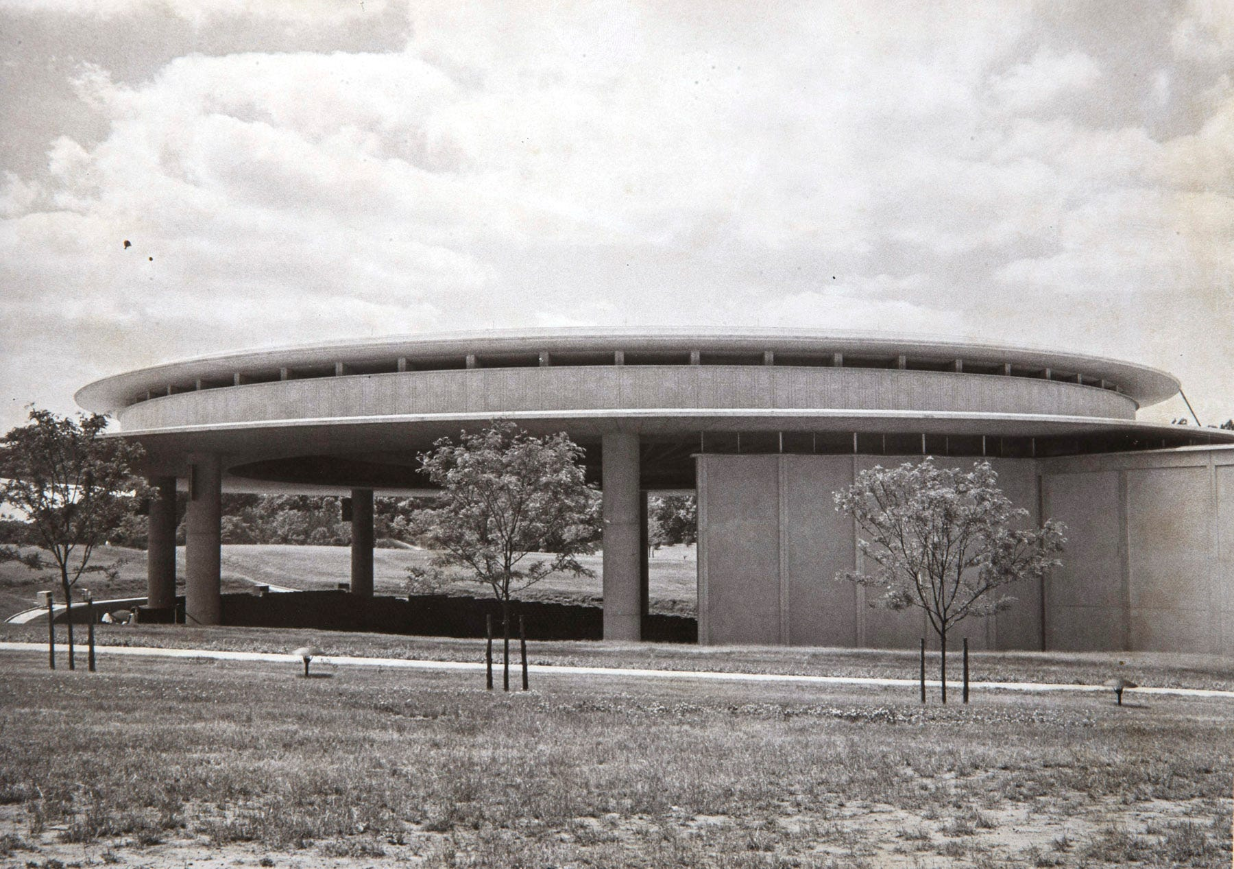 High Quality 1969 Photo Of The Garden State Arts Center Design Inspirations