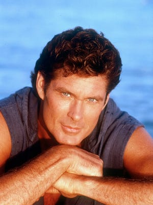David Hasselhoff is the center of Google+'s April Fools Day prank.
