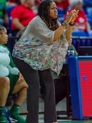 JU coach Yolett McPhee-McCuin has put together the