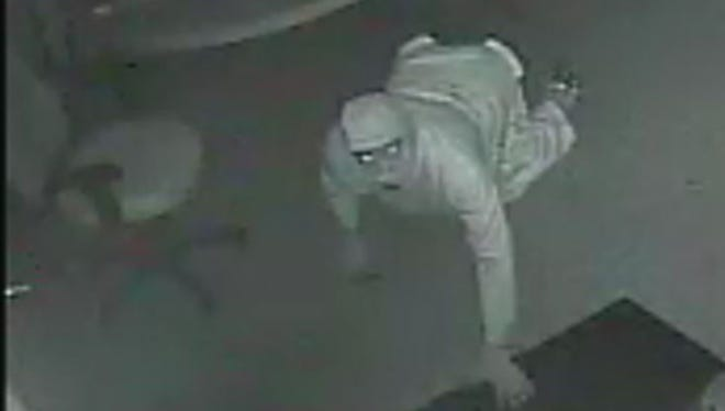 Suspect in Lecompte burglary over the weekend.