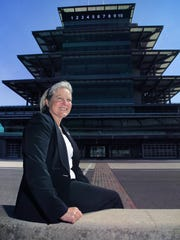 Rhonda Winter is the chief information officer for the Indianapolis Motor Speedway.
