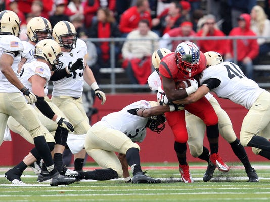 RUTGERS VS ARMY FOOTBALL