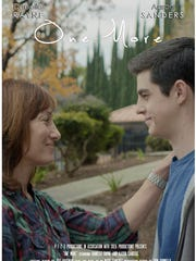 "The poster for ""One More,"" which plays this year's Trinity International Film Festival."