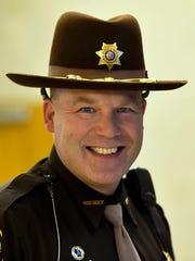 Kewaunee County Sheriff Matt Joski
