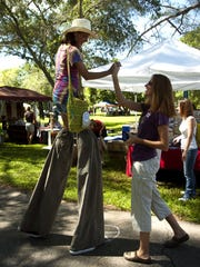 The eighth annual Peace Day in the Park will be held Sunday at Jaycee Park, Cape Coral.