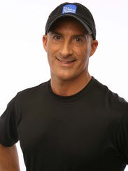 Jim Cantore, meteorologist at The Weather Channel.