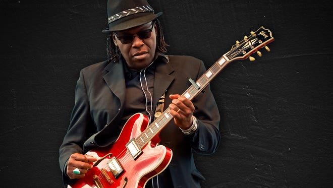 Blues Hall of Fame inductee and four-time Blues Music Award winner Joe Louis Walker will perform Saturday at Bailey Ray's, Santiago.
