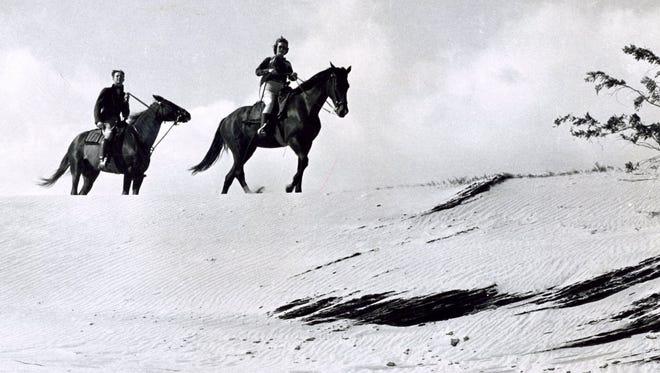Desert Riders c. 1935.