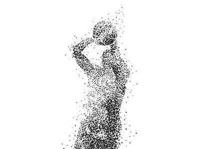 An artist's rendering of Albert Fuller, a basketball prodigy who burst on local scene in 2004.