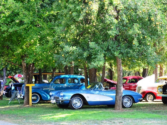 The Weaverville Car Show meets on June 24.