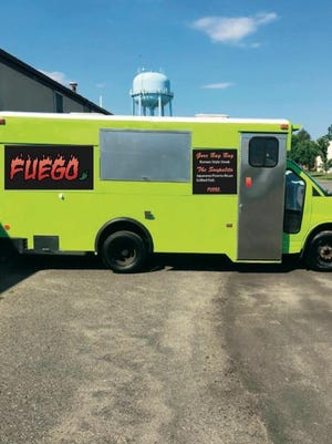 Fuego Food Truck owners Rob Cruz and Phill Hollar will soon open a brick-and-mortar location in downtown Rehoboth Beach.