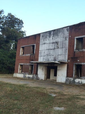 Kuhn Memorial State Hospital is said to be one of the most haunted locations in the state.