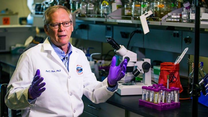 Dr. Paul Keim, Regent's Professor in the Department