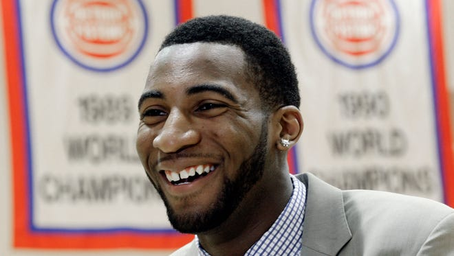 Andre Drummond is bullish on Pistons' move back to Detroit.
