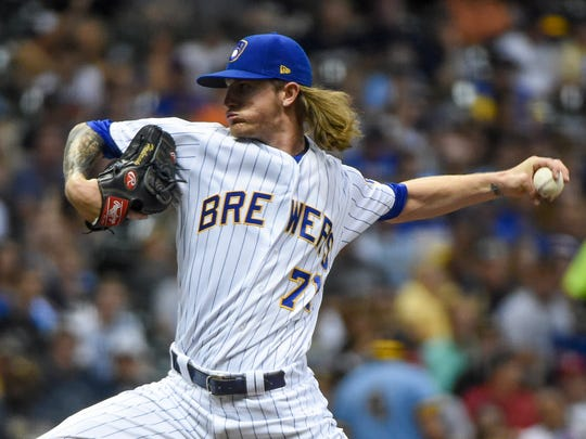 Josh Hader puts together another dominant relief outing