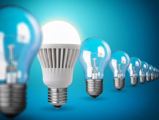 . Household savings  LED bulbs gaining in cost efficiency