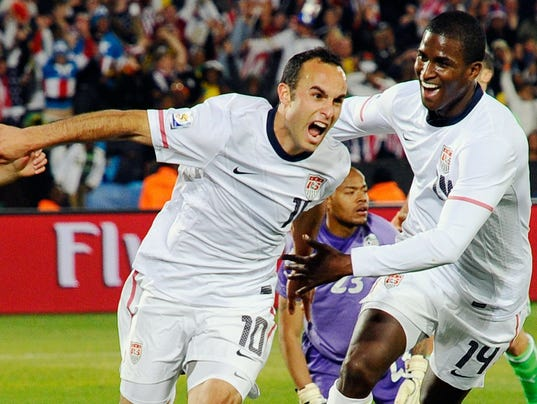 GTY USA V ALGERIA: GROUP C - 2010 FIFA WORLD CUP S FOI TWC WCS ZAF