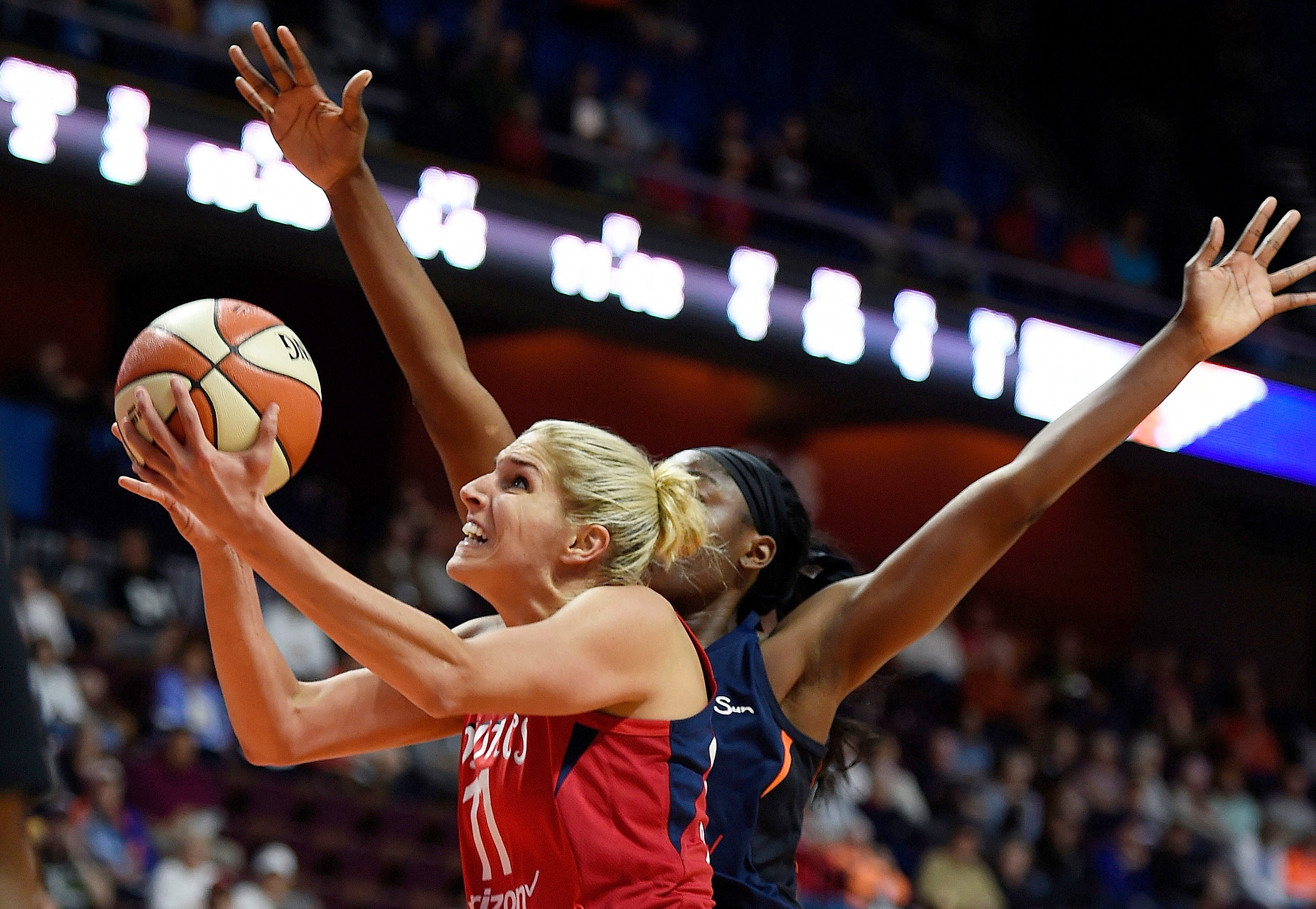 WNBA Comes Out for the Girls