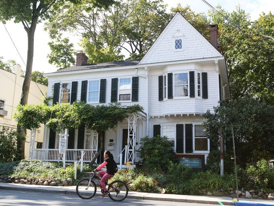 Edward Hopper was born in this Nyack home, now the Edward Hopper House Museum & Study Center.