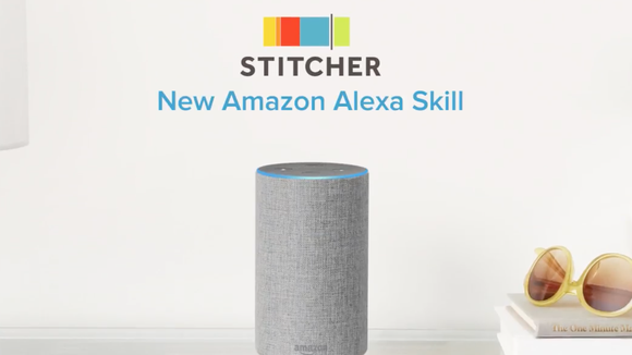 Listening to podcasts on Echo