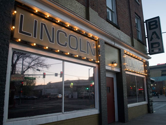 Lincoln Lounge opened in 2008 and has become a favorite