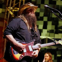 Review: Chris Stapleton in Outlaw Country state of mind in Phoenix, where he honored Chris Cornell