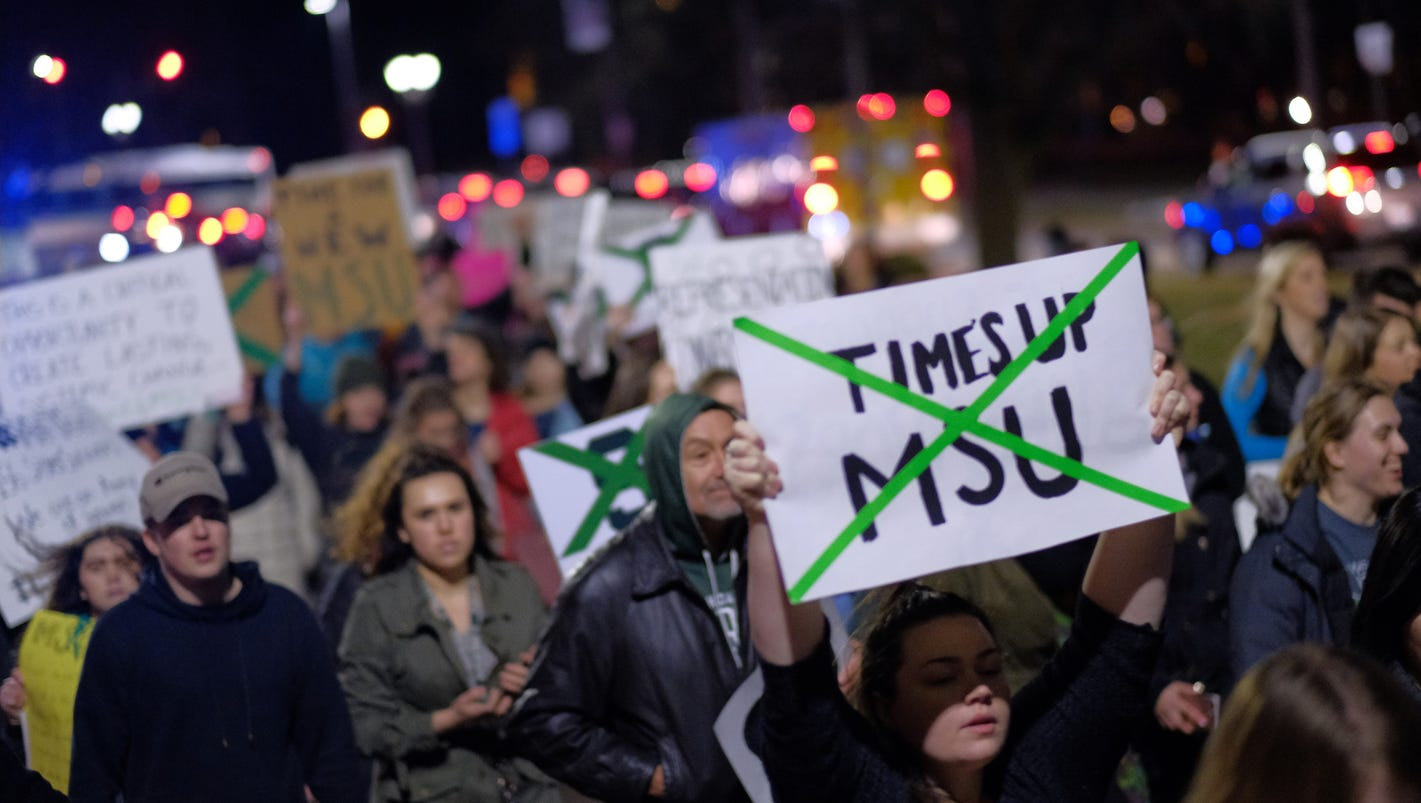 MSU abuse scandal feeds lawmaker proposals to require reporting, change board elections
