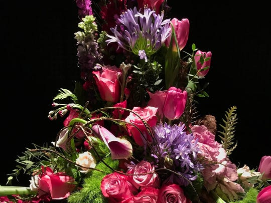 More than 20 of the region's most creative floral designers