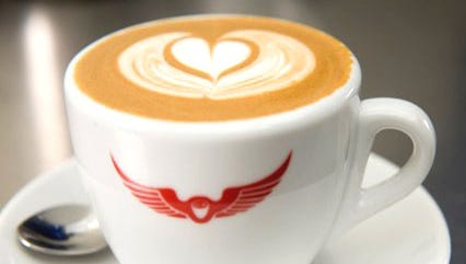 Intelligentsia Coffee is served with heart at the Leisure Club's new digs off 12th Avenue.