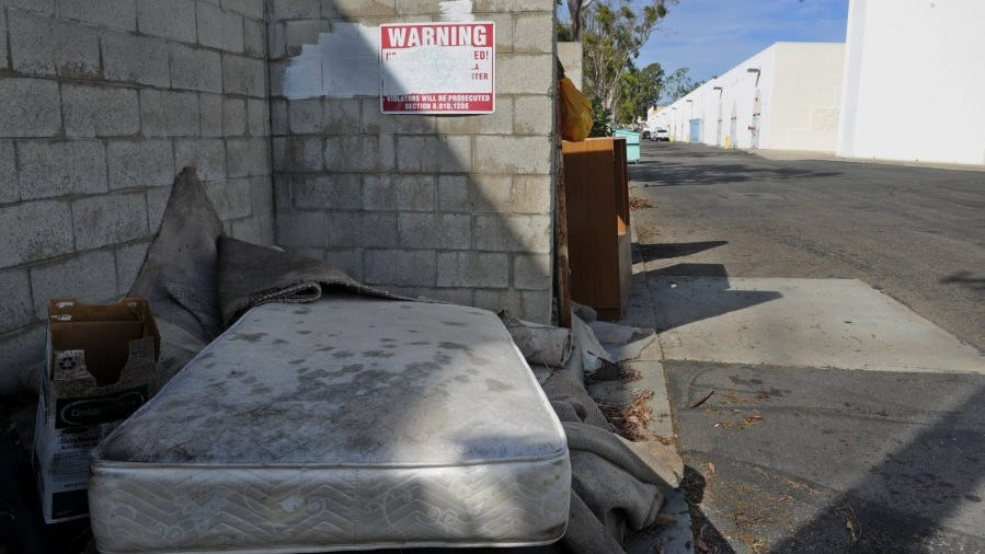 Eco Tip Here S How To Recycle Your Old Mattress In Ventura County