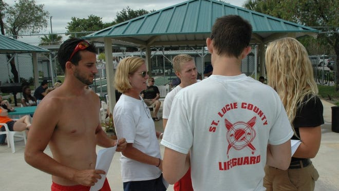 The proposed St. Lucie County budget includes expanding South Beach lifeguard coverage to South Beach from two days a week to seven.